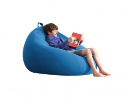 Bean Bag Type A 80*90cm - Blue
