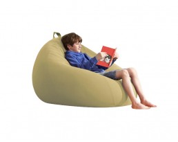 Bean Bag Type A 80*90cm - Cream