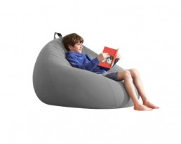 Bean Bag Type A 80*90cm - Grey