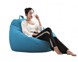 Bean Bag Type A 90*110cm - Blue