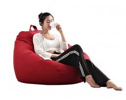 Bean Bag Type A 90*110cm - Red