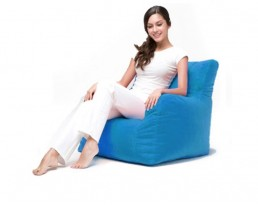 Bean Bag Type D - Blue