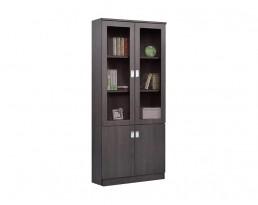 Book Cabinet 632 - Dark Brown