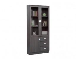 Book Cabinet 634 - Dark Brown