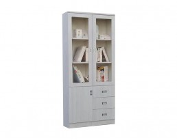 Book Cabinet 734 - White