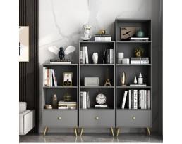(Pre-order)Book Cabinet L170 40cm width - Grey