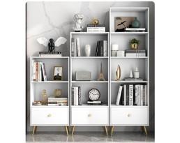 (Pre-order)Book Cabinet L170 40cm Width - White