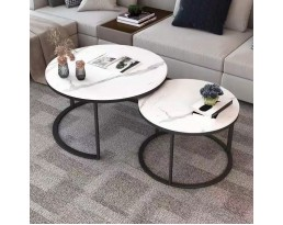 (Pre-order) Coffee Table 627/628 2 in 1