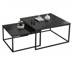 Coffee Table E5185 - Full Black