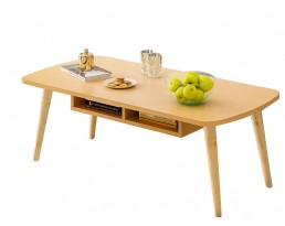 Coffee Table H33 - Wooden Brown