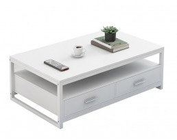Coffee Table h71 - White