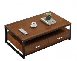 Coffee Table h71 - Dark Brown