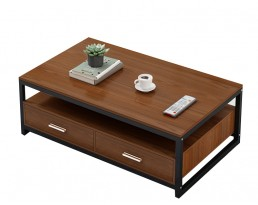 Coffee Table h71 - Dark Brown