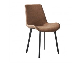 Dining Chair A83 - Brown