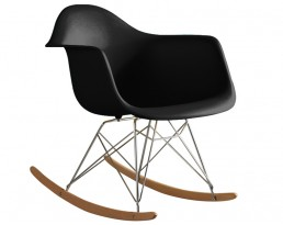 Eames Rocking Chair Type C - Black