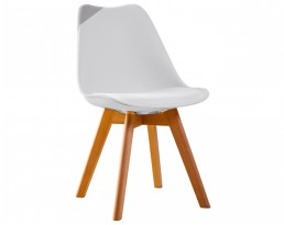 Eames Chair Type D - White