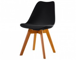 Eames Chair Type D - Black