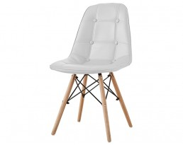 Eames Chair Type E - White