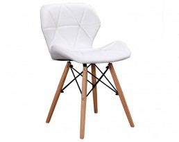 Eames Chair Type F - White