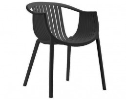 Eames Chair Type L - Black