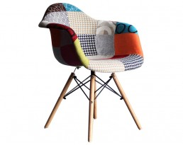 Eames Chair Type M - Colourful