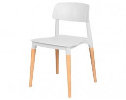 Eames Chair Type N - White