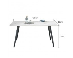 Dining Table Type 4 G2 - Marble Printed