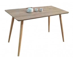 Dining Table Type 4 G2 - Light Wooden