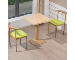 (Pre-order) Dining Table Pine Wood Square Table