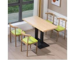 (Pre-order) Dining Table Pine Wood Ractangular Table