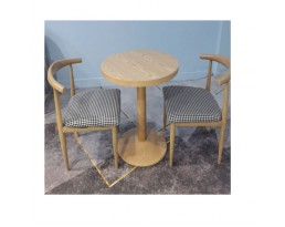 (Pre-order) Dining Table Pine Wood Round Table