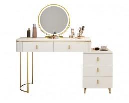 Dressing Table 816 (100/120cm)- White