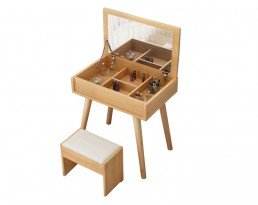 Dressing Table A107 60cm - Wooden Brown