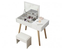 Dressing Table A107 80cm - White