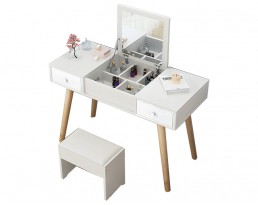 Dressing Table A107 90cm - White