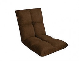 Lazy Sofa Floor Chair Type A - Brown