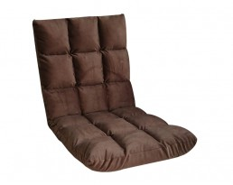 Lazy Sofa Floor Chair Type B - Brown