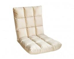 Lazy Sofa Floor Chair Type B - Camel