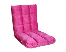 Lazy Sofa Floor Chair Type B - Pink