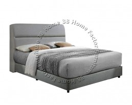 Normal Bedframe AS8003 - Single/Super Single/Queen/King