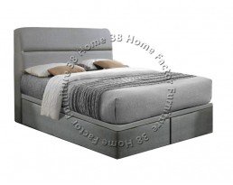 Storage Bedframe AS8003 - Single/Super Single/Queen/King