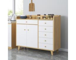Multipurpose Cabinet A104444 100/120cm - Light Wooden