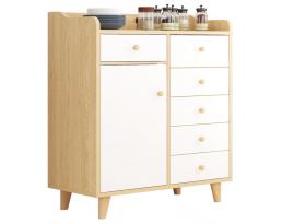 Multipurpose Cabinet A104444 79cm - Light Wooden