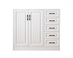 Multipurpose Cabinet DG0008 100cm - White