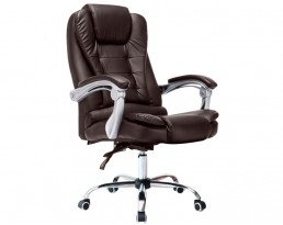 Boss Chair - Dark Brown