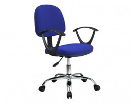 Office Chair QXI-01   -   Blue