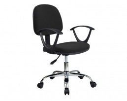 Office Chair QXI-01 - Black