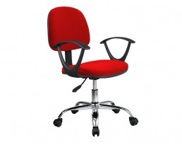 Office Chair QXI-01 - Red