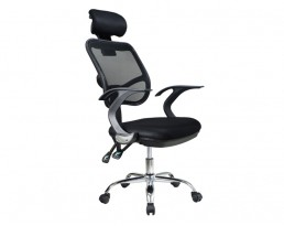 Office Chair QXI-02-Black