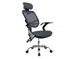Office Chair QXI-02-Grey